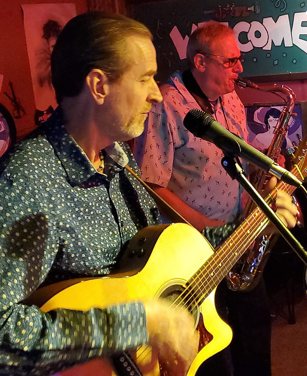 Jay EuDaly and Phil Brenner @ Jazz Legends - October 25, 2019