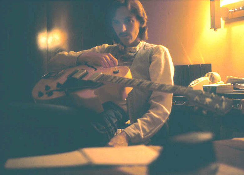 January1980:practicingin hotel room -Chicago