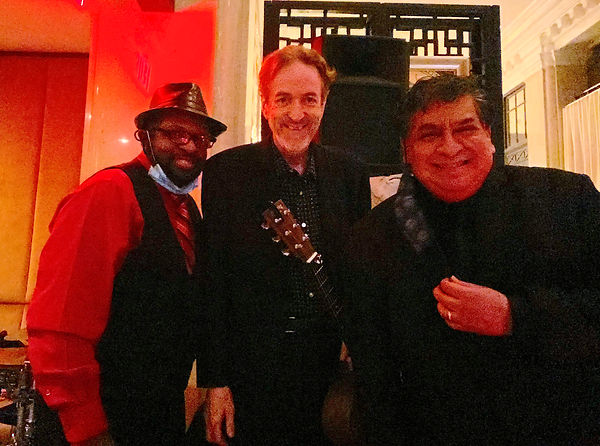 James Ward, Jay EuDaly & Ron Gutierrez @ The American Reserve = 8/7/21