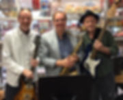Jay EuDaly, Phil Brenner & Bryan Hicks @ Washburn University, Topeka, KS - December 3, 2018