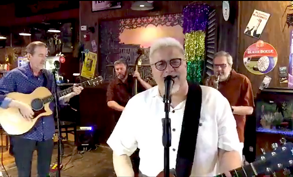Jay EuDaly, James Albright, Mark Valentine & Phil Brenner LiveStream from Jazz Legends - 5/22/2020