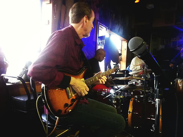 Jay EuDaly, Kevin Johnson @ BBs - March 7, 2020