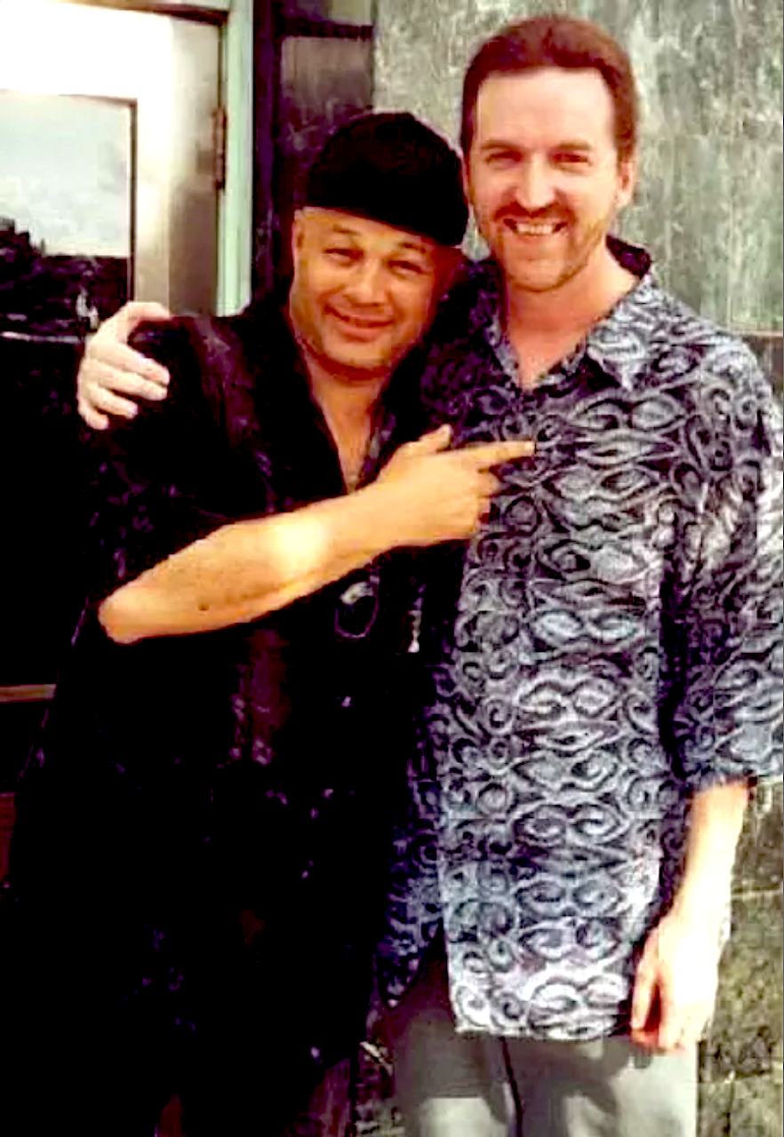 Narada Michael Walden and Jay EuDaly - 2001