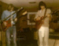 Jay with Brad Waldo in 1971 Playing withOpen Road Conspiracy