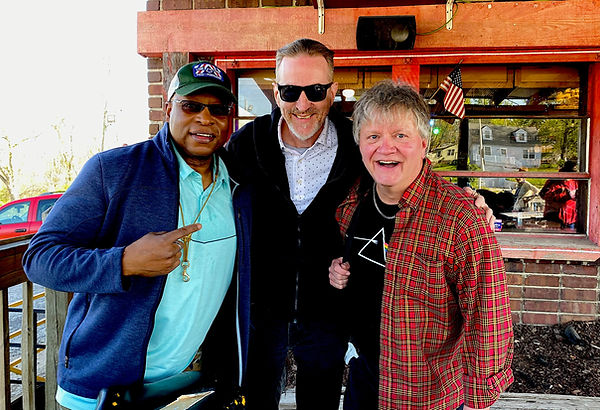Gerald Dunn, Jay EuDaly & Todd Wilkinson @ BBs - 4/24/21