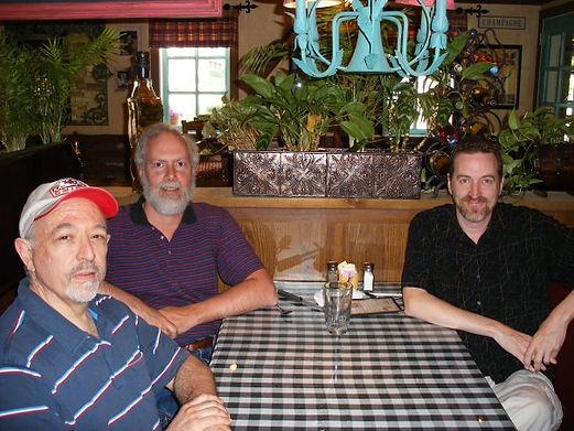 Brian Scott, Charles Fielder, Jay EuDaly