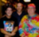 Bill King, Jay EuDaly, Jack Dougherty