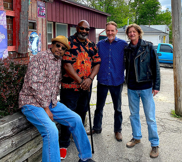 Thomas Walker, Jaisson Taylor, Jay EuDaly & John Paul Drumm @ BBs - 5/15/21