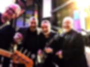 Blake Hughes, Kevin Johnson, Oscar Polk, Jay EuDaly, Mark Valentine at the Prarie Fire Museum - February 29, 2020