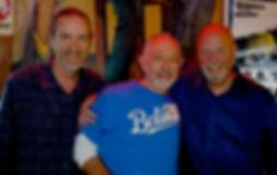 Jay EuDaly, Brian Scott, Steve Barrett