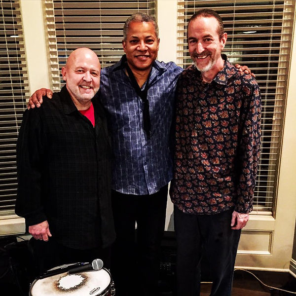 Terry Hancock, Oscar Polk & Jay EuDaly @ private party - December 1, 2018