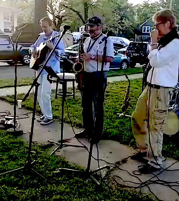 Jay EuDaly, Carl Bender & John Paul Drum - July 11, 2020