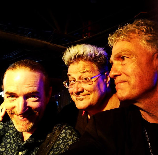Jay EuDaly, Mark Valentine & Leo Bud Johns @ Jazz Legends - September 28, 2018