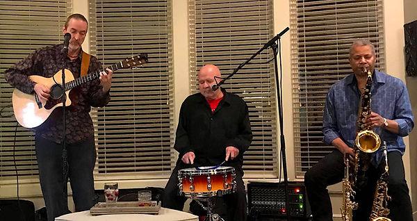 Jay EuDaly, Terry Hancock & Oscar Polk. Dec 1, 2018