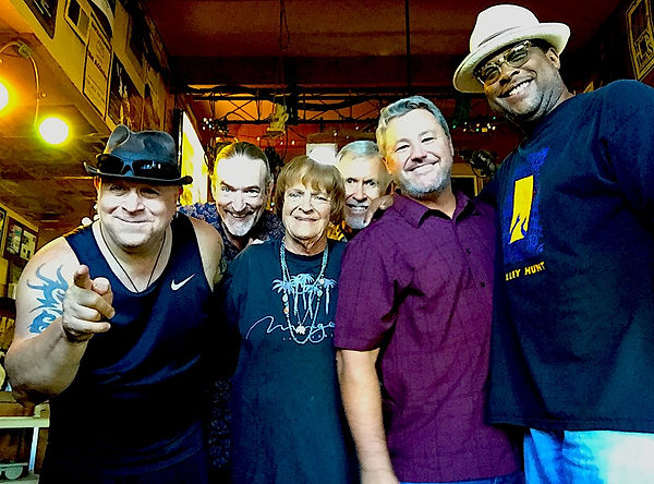 Doug Atalla, Jay EuDaly, Mama Ray, Andy Horner, James Albright & Thomas Walker @ BBs - September 1, 2018