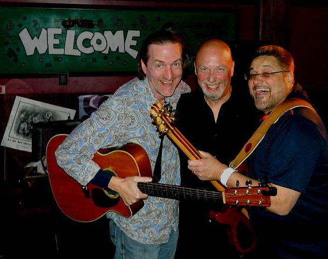 Jay EuDaly,Steve Barrett &Mark Valentine