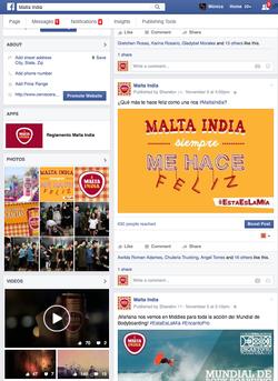 Malta India Fan Page