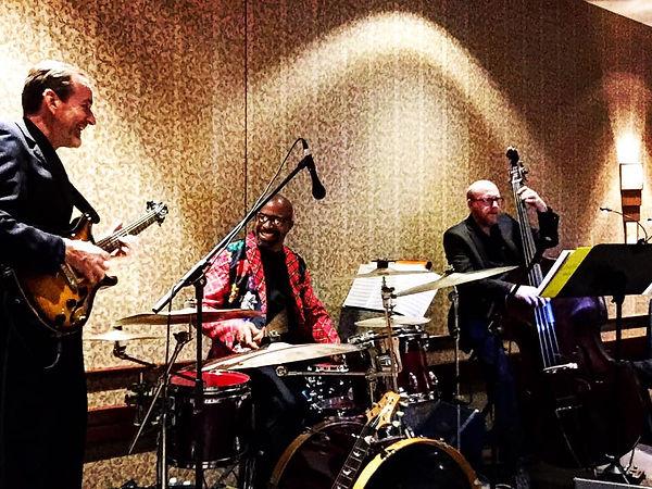 Jay EuDaly, Kevin Johnson & Curtis Mulvemon @ Capitol Plaza Hotel, Topeka, KS - December 28, 2019