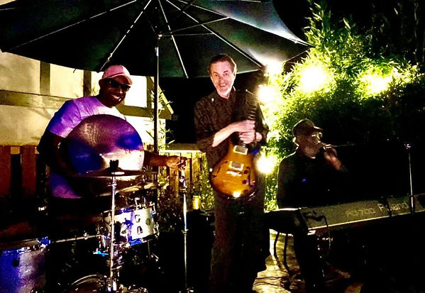 Kevin Johnson, Jay EuDaly & Allen Monroe @ Private Party, KCMO - 9/5/21