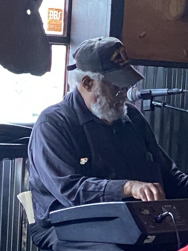 Allen Monroe at BBs - 7/10/21