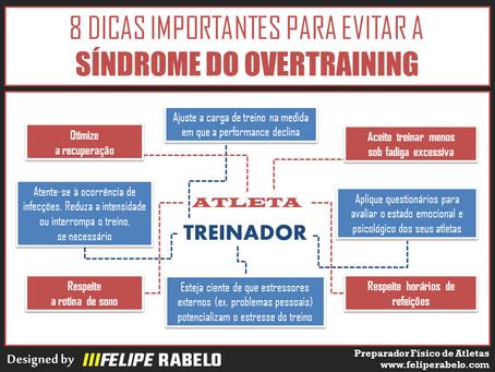Síndrome do Overtraining - 8 Dicas Importantes