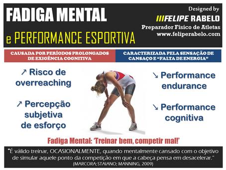 Fadiga Mental e Performance Esportiva
