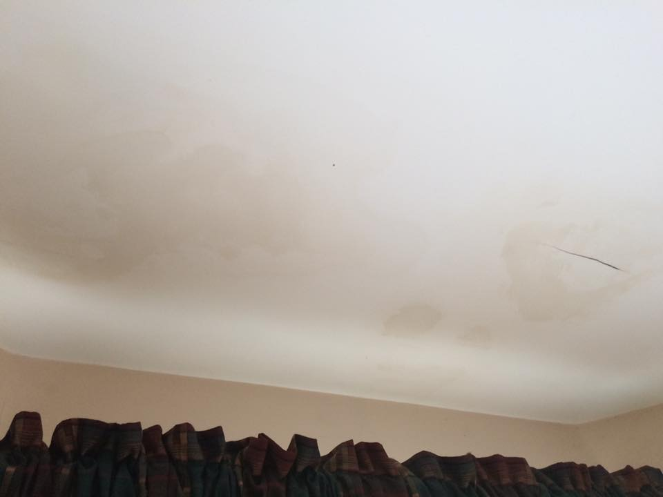 Interior Water Damage