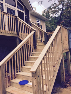 Deck and Steps