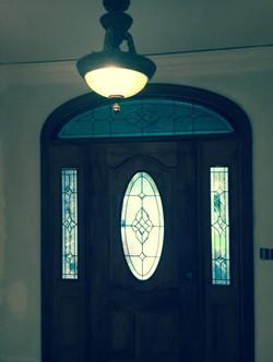New Wood Door