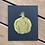 Thumbnail: Pomegranate, original lino print