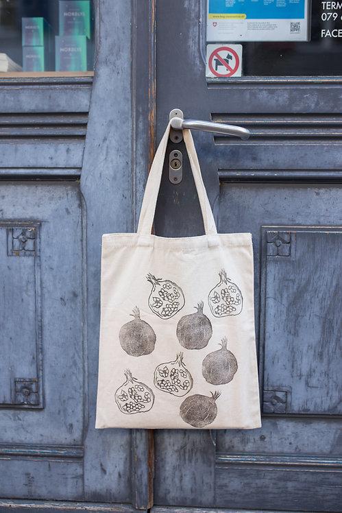 "Tote bag ""Pomegranates"""
