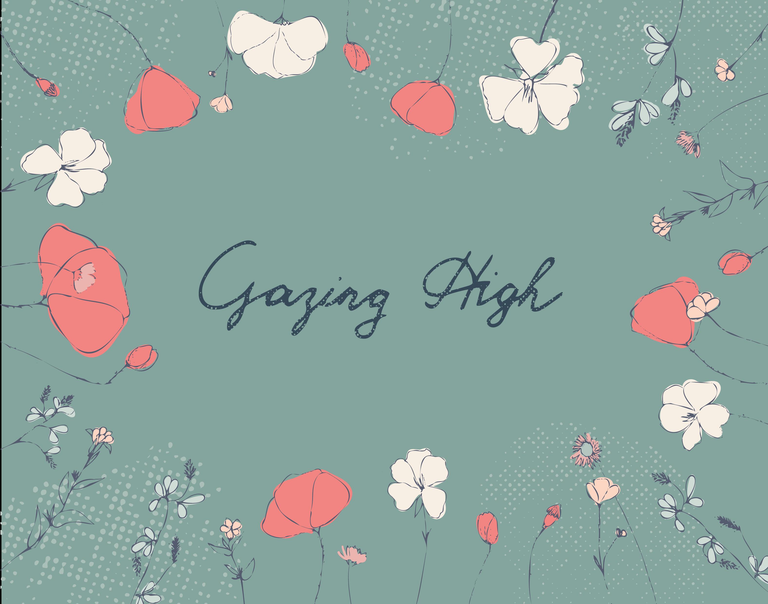 Gazing high