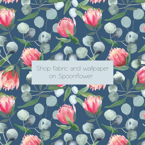 Fabric and wallpaper