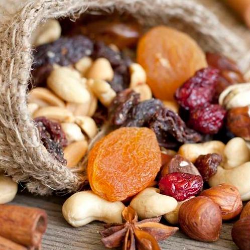 Mix Frutas Secas 30g