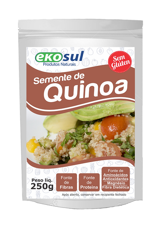 Semente de Quinoa 250g