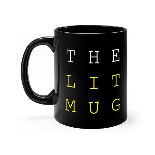 THE LIT MUG - Logo Mug