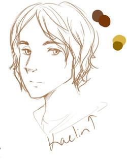 Kaelin Sketch