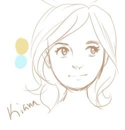 Kiana Sketch