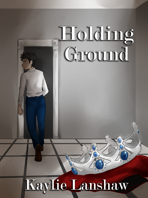 Double-Edged War: Holding Ground (Signed Copy)