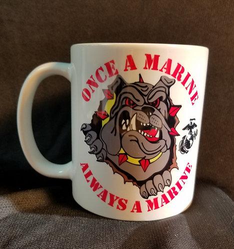 11 Oz premium coffee mug