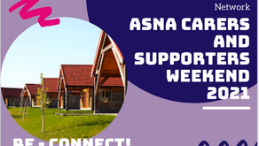 ASNA Cares and Supporters weekend 2021