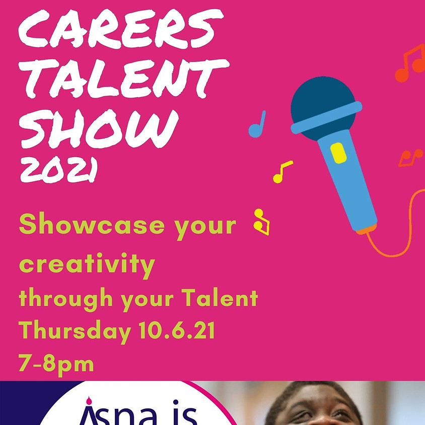 Connecting Carers Network: Carers Talent Show