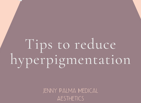 Tips To Reduce Hyperpigmentation
