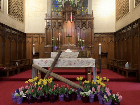 Fleeing the Tomb: Easter Sunday