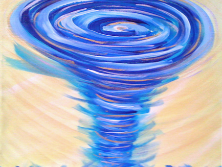 Caught In God's Whirlwind