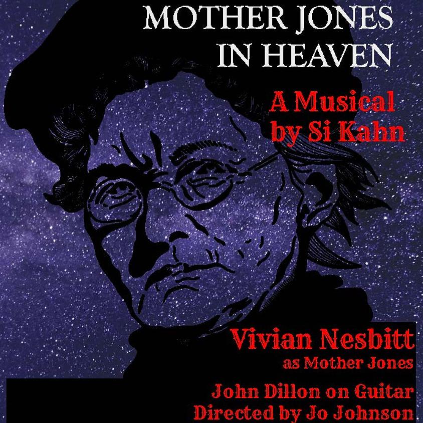 Mother Jones In Heaven _ Irish American Heritage Center