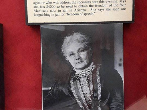 Mother Jones and the Mexican Revolution