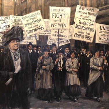 Mother Jones, Irish Rebel