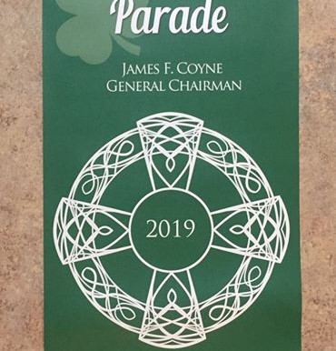 Best History Presentation 2019 St. Pat's Parade