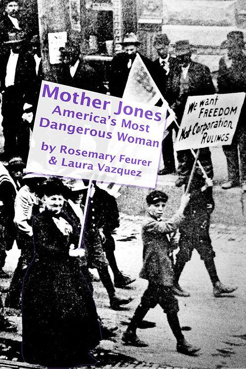 Mother Jones: America's Most Dangerous Woman DVD